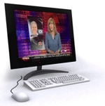 Here's a quick, easy and cheap way to create a super Web #TV system/traveling companion and never miss a favorite #sport or episode again. Get access to 1,000s of local, national and international #vision channels, radio stations, #movies and more using a PC/Mac/Linux computer or mobile device.  Using the Internet to watch TV online is the next best thing to Satellite and Cable, without the monthly cost. Setup a la carte web entertainment package according to budget.