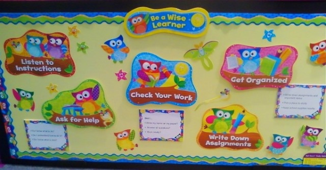 Classroom Decor Stars : Ideas to try about owl classroom theme bulletin