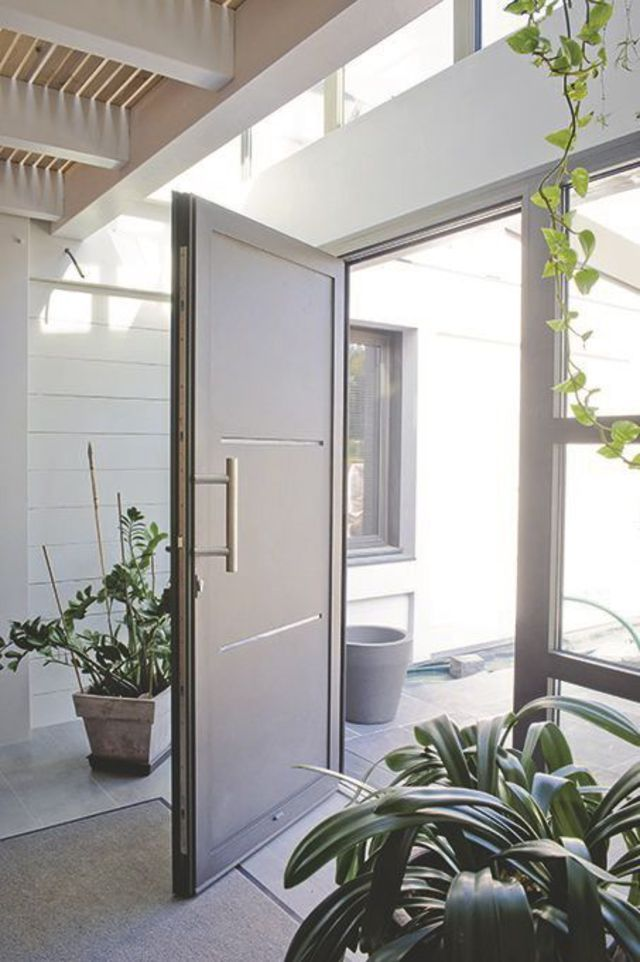 107 best entree images on Pinterest Interior doors, Apartments and - dimensions porte d entree