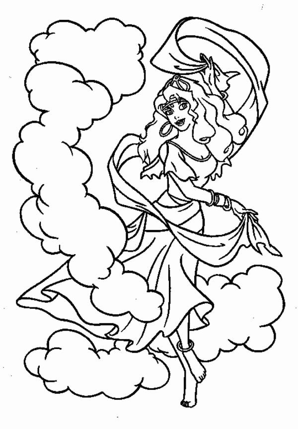 Notre Dame Coloring Pages Fresh Hunchback Notre Dame Coloring Pages Coloring Home In 2020 Coloring Pages Online Coloring Pages Minions Coloring Pages