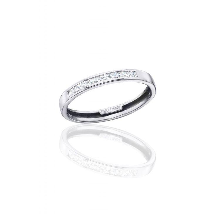 Las 25 mejores ideas sobre anillos de oro blanco en for Precio rodiar anillo oro blanco