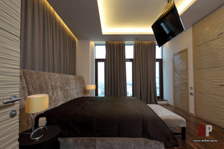 Дизайн интерьера пентхауса с верандой в стиле минимализм | Interior design penthouse with a terrace in a minimalist style