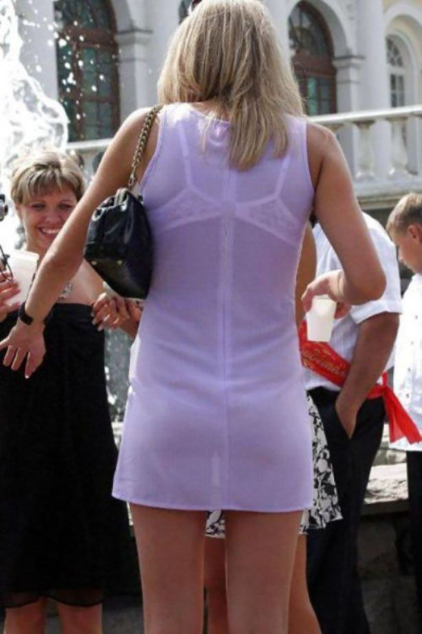 фото девушек впрозрачной одежде