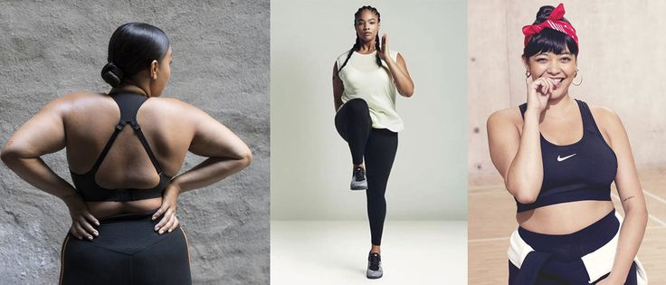 #PlusModelMag This Brand's New Plus Size Sportswear Collection Just Broke The Internet #PLUSmodelmag