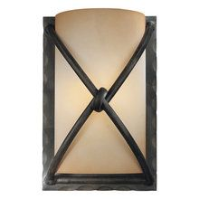 View the Minka Lavery ML 1974-1 Wall Washer Sconce from the Aspen II Collection at LightingDirect.com.
