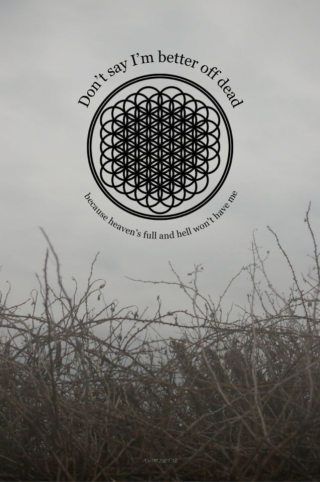 And the Snakes Start to Sing- BMTH