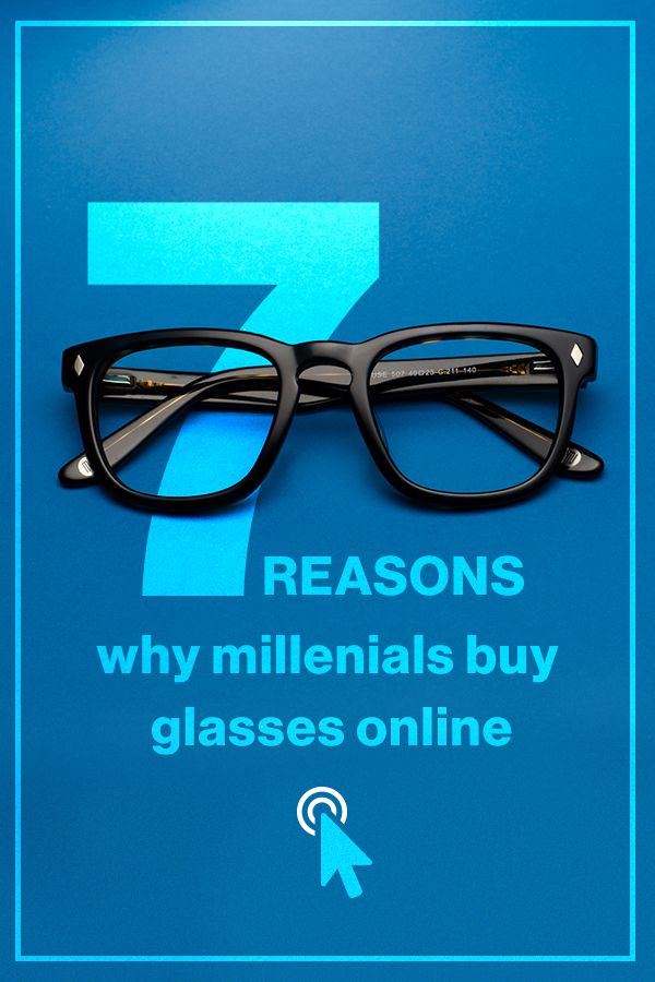 Important read: why each year more and more people buy glasses online. https://www.glassesusa.com