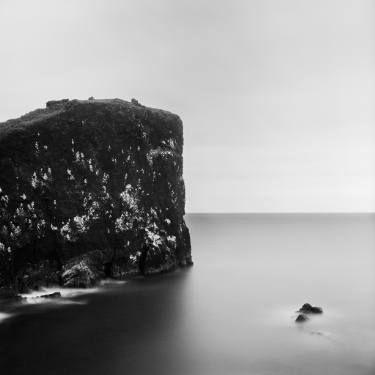 "Saatchi Art Artist Marcin Zuberek; Photography, ""Reykjanes Rocks #1 from the series: Strong Currents - Iceland | Edition 1 of 25"" #art"