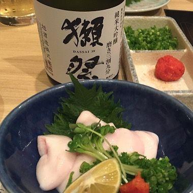美味い😋 #白子 #dinner #ワイン #グルメ #渋谷 #肉 #wine #お料理 #牡蠣 #フグ #銀座 #instagood #日本食 #tokyo #和食 #酔っ払い #いつもありがとう #寿司 #goproのある生活 #gopro女子 #最高 #happy #love #料理 #大好き #生活 #日常 #幸せ