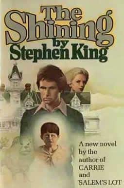 The Shining - Stephen King. Still one of the best #books I've ever read.