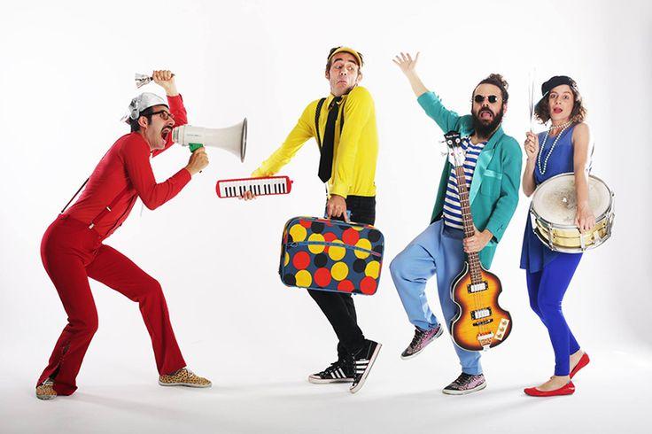 Οι Burger Project στον Πολυχώρο WE για ένα τρελό κονσέρτο