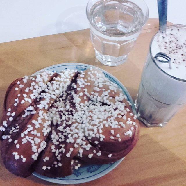 #Linnébulle, I missed you so much! // Linnébulle, ich hab' dich so vermisst! #love #kafekardemumma #triller #uppsala
