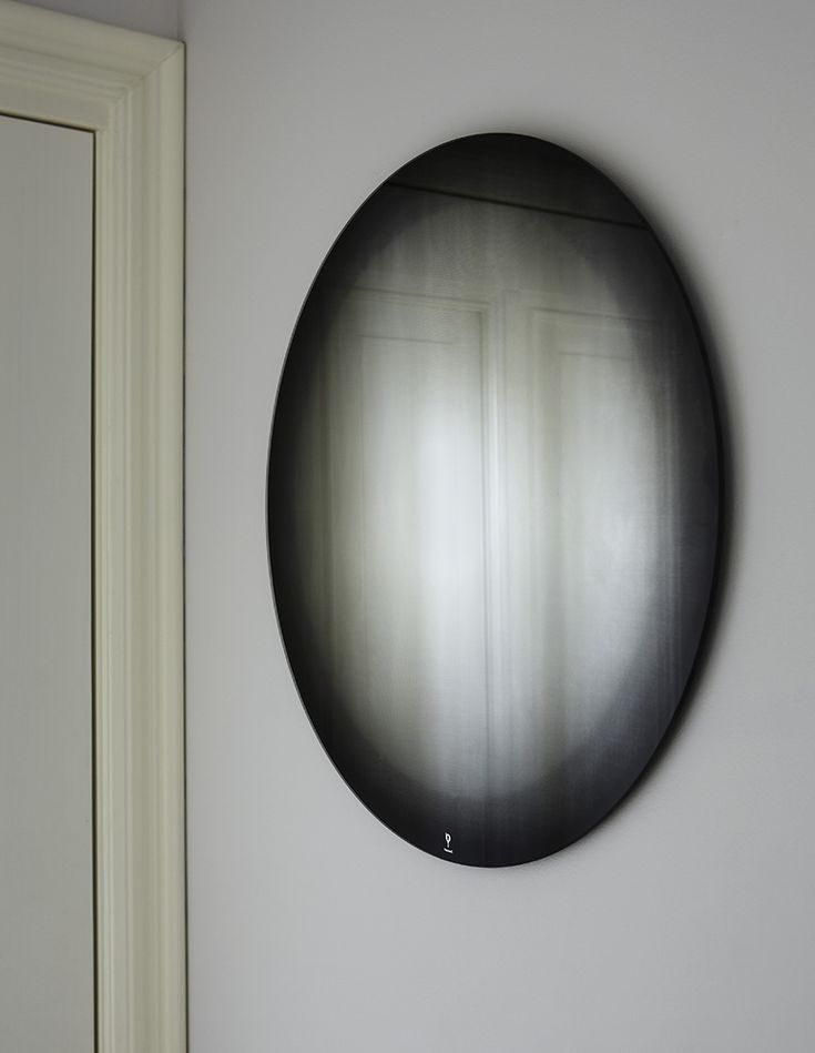 Fading Mirror , black Thomas.Eurlings-