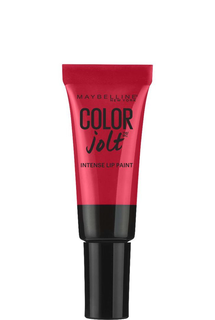 Maybelline Color Jolt Lip Paint in Orange Outburst