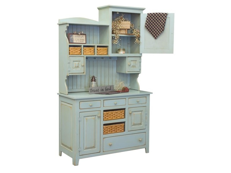 White Kitchen Hutch Cabinet 97 best hide it in a hutch images on pinterest | kitchen hutch