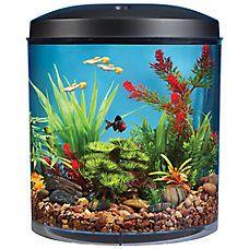 Top Fin® Aquascene 180 3.5 Gallon Aquarium