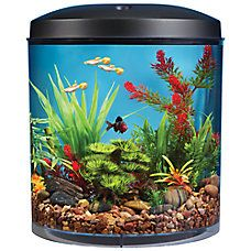 Top Fin® Aquascene 180 3.5 Gallon Aquarium