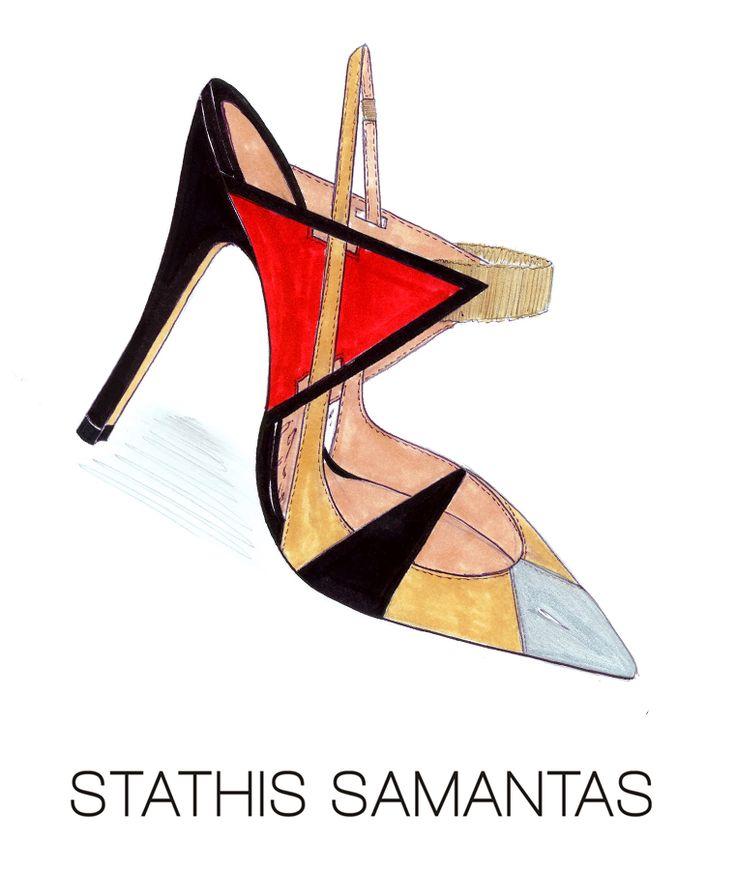 Σκίτσο από τη συλλογή Άνοιξη-Καλοκαίρι 2015 www.stathissamantas.com #stathissamantas http://instagram.com/stathissamantas https://twitter.com/stathissamantas