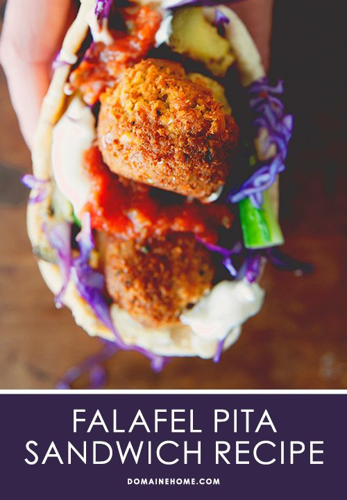 Falafel Pita RecipeFalafels Pita, Eating Praying Lov, Rabbit Food, Mangia Mangia, Food Glories Food, Food Mmmmm, Food Lust, Pita Recipe, Delicious Food