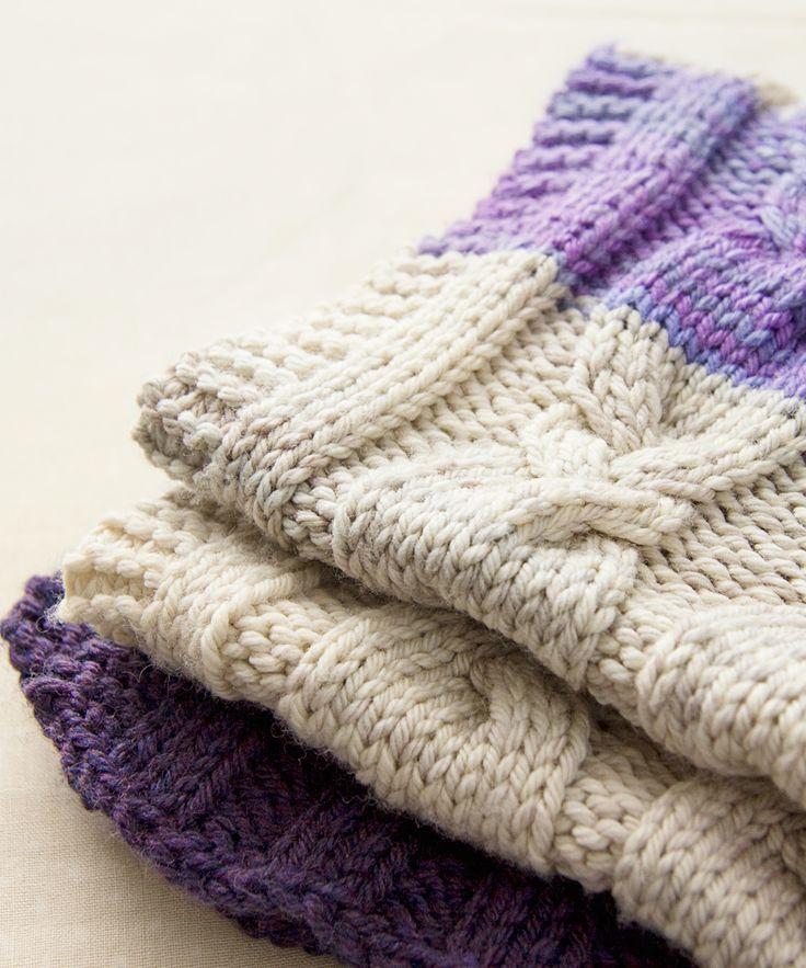 Mejores 103 imágenes de Knitting/Crochet en Pinterest | Artesanías ...