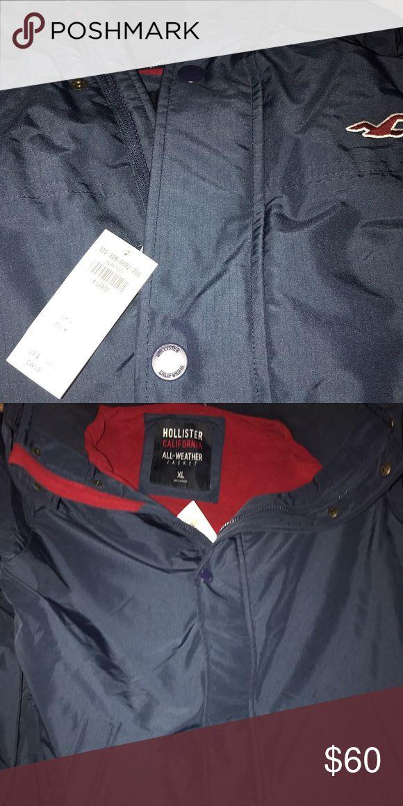 Hollister jacket Mens XL hollister jacket Hollister Jackets & Coats