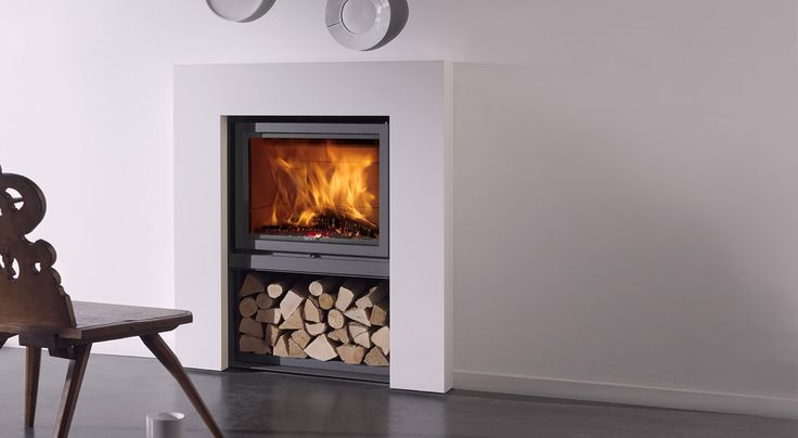 Stûv creates, produces and markets wood burning stoves, pellet stoves…
