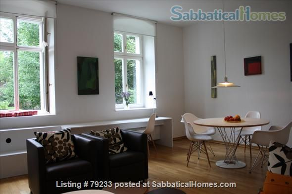SabbaticalHomes - Home for Rent Berlin 10115 Germany, Spacious, sunny 2-Room Apartment near Torstrasse in Berlin Mitte