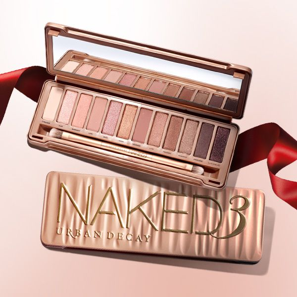 The new Urban Decay Naked 3 Palette has arrived at #Sephora. Get it online NOW and in store 12/12.