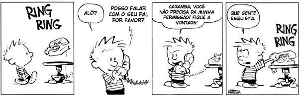 [BR] Calvin e Haroldo - Calvin and Hobbes