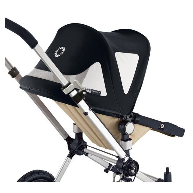 Bugaboo Bee Breezy Sun Canopy Little Folks Nyc  sc 1 st  Bee & Bugaboo Bee Plus Breezy Sun Canopy Silver - The Best Bee Of 2018