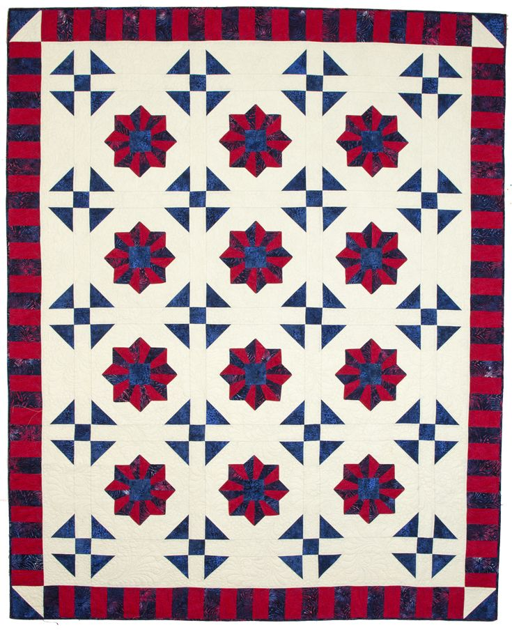1000+ images about Patchwork Star Patterns on Pinterest Patchwork, Quilt and Quilted table toppers
