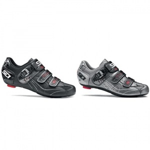 SALE - Sidi Genius 5.5 Cycle Cleats Mens Black - Was $349.95. BUY Now - ONLY $244.97