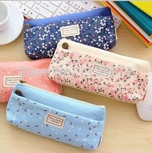 Creative and lovely schoool pencilcase, multifunction double zipper big korean pencil case, storage purse,free shipping