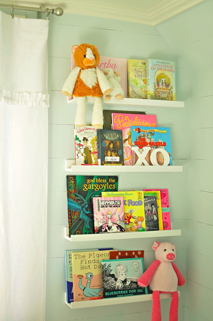 Three on Grove: Cupcake's Bedroom Remodel!  Sweet girls room full of lots of personal touches.