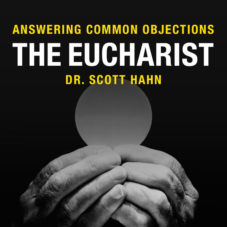 Answering Common Objections : Dr. Scott Hahn - Check out this great audio talk I discovered on FORMED. Even if you're not a subscriber, you can listen to this with a 7-day free trial.