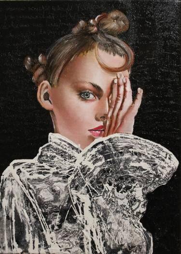 Portrait - Hide and seek