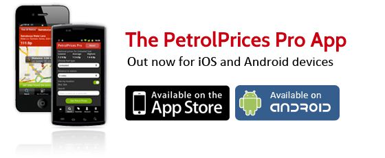 Locate the cheapest prices in your area - UK - PetrolPrices Pro App for iPhone, iPod touch and Android