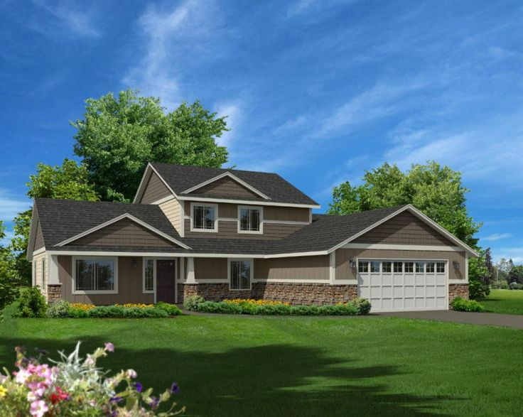 Hiline homes floor plans oregon for Home plans oregon