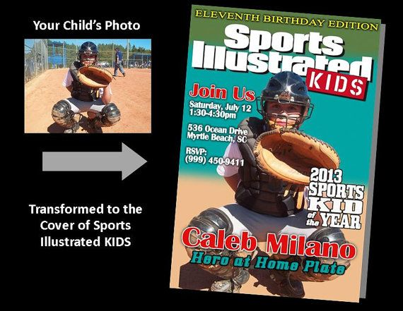 Sports Illustrated baseball cover
