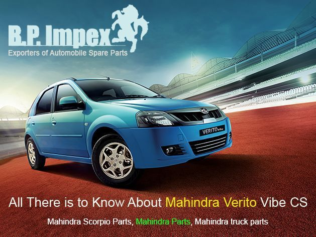 All There is to Know About Mahindra Verito Vibe CS | Outfitted with premium quality Mahindra parts, the Mahindra Verito Vibe CS is super comfortable and stylish.  https://goo.gl/akbQcJ