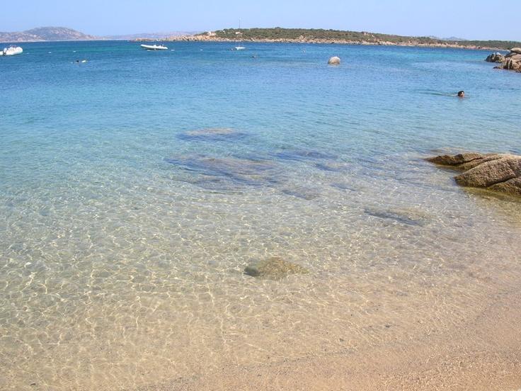 Conca Verde, beach