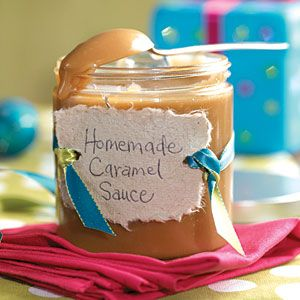 Homemade Caramel Sauce Recipe | MyRecipes.com Mobile