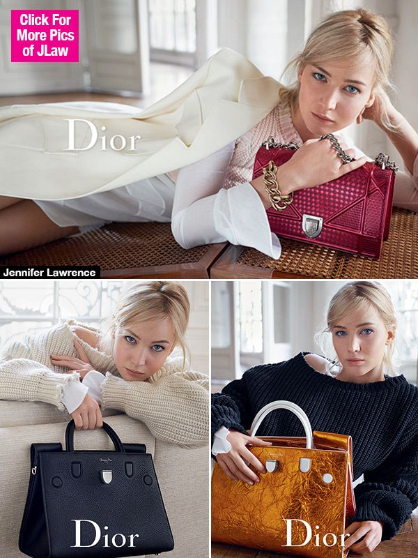 March 2016 - Jennifer Lawrence Looks Flawless With Minimal Makeup In New Dior Campaign