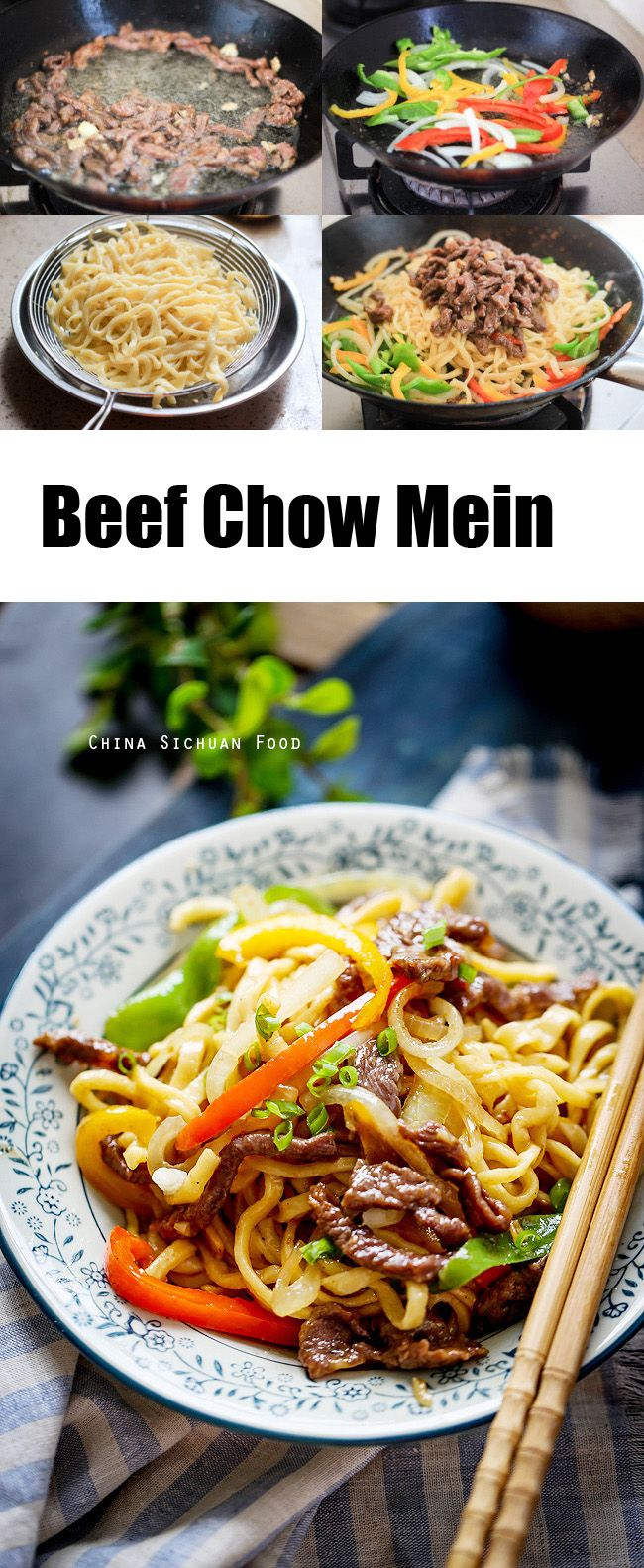 beef #chow #mein--warm breakfast for cool days.