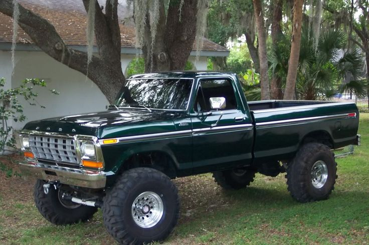 1978 coolest year of Ford trucks. I miss mine!