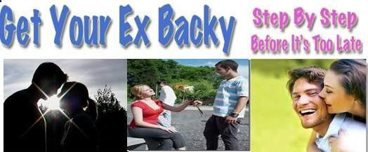 The Comprehensive Guide To Getting Your Ex Back - getyourexbacky.com how to get your ex back, get your ex back, ex back advice Do you need some how-to-get-your-ex-back advice? Many people break up and have no idea what to do when they want to get their ex back. Sadly, most people could get their e Sounds good! Have a look at this great dating site I found. Making one of these 5 mistakes will destroy your chances of getting your boyfriend back in your arms. I'll teach you how to REVERSE...