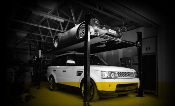 Tufflift - car hoists