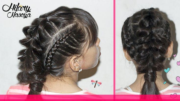Peinados con trenzas Inspiradas en las Celebridades - Celebrity Hair   P...