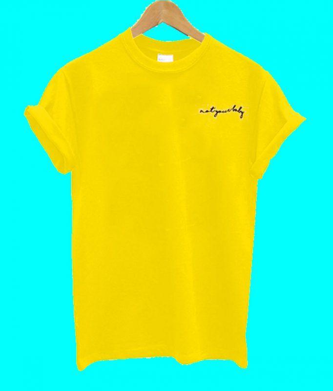 dc4434da Not Your Baby T Shirt | T-Shirt invinitees | Not your baby, T shirt ...