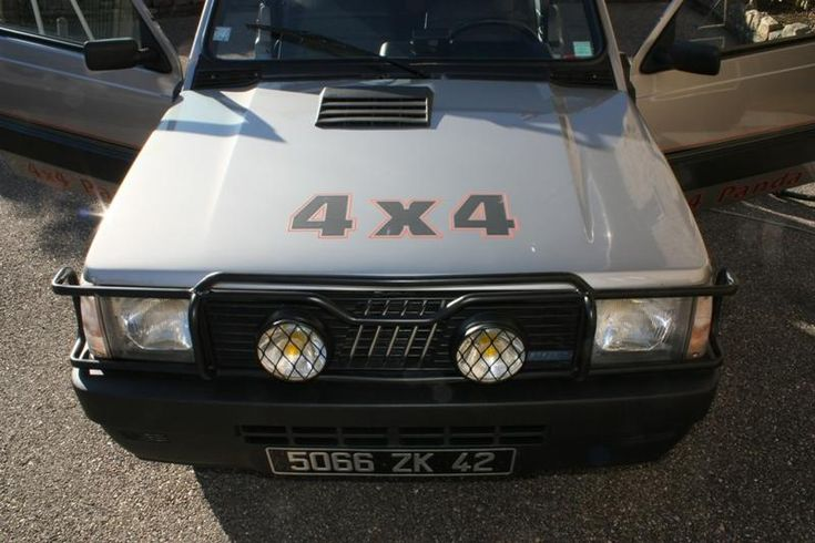 fiat panda 4x4 pinterest. Black Bedroom Furniture Sets. Home Design Ideas